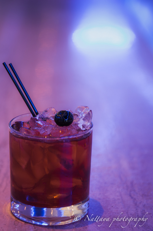 Black Cherry Old Fashioned Recipe