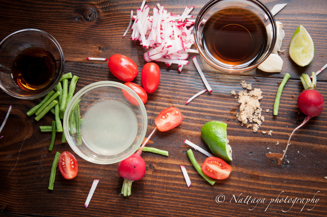 Natty style : Thai Radish Salad Recipe
