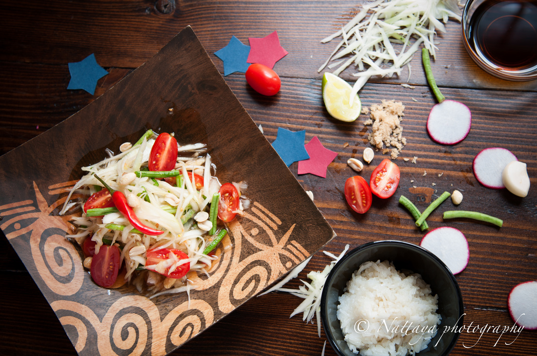 Natty Style:Thai Papaya Salad Recipe