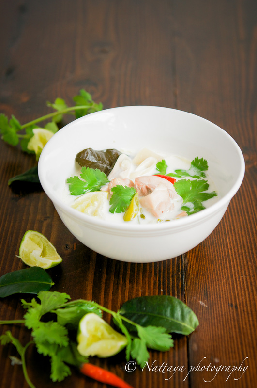 The Best Thai Tom Kha Soup Recipe