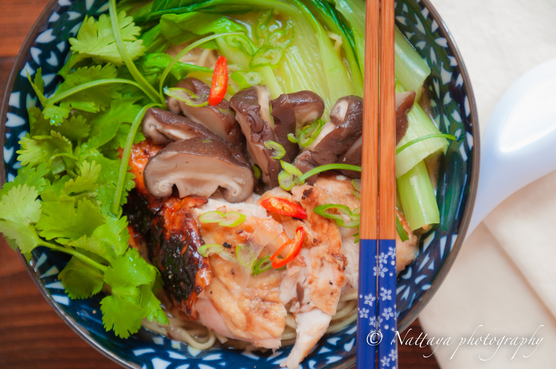 Simply Homemade Miso Shiitake Ramen With Turkey Leftover Recipe