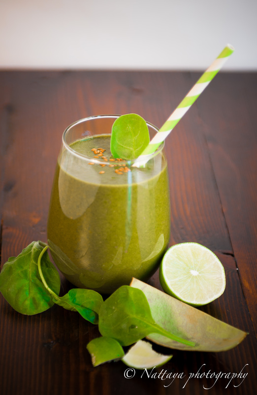Green Energize Smoothie Recipe