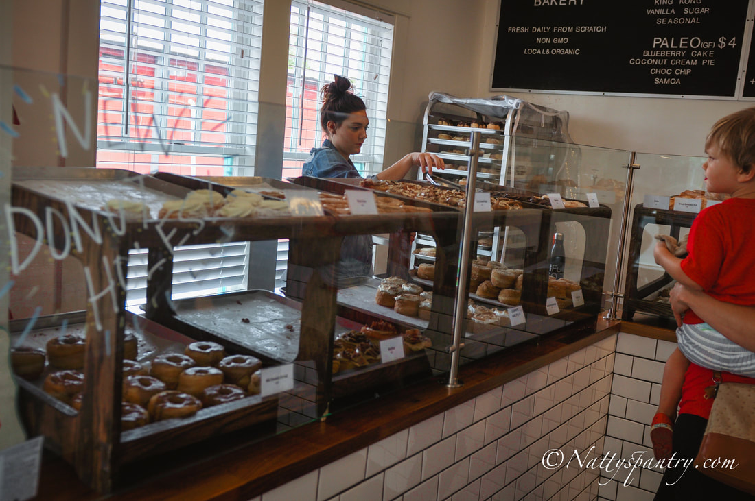 Get Away Weekend At Nashville -First Time Experience: Five Daughters bakery, nattyspantry.com