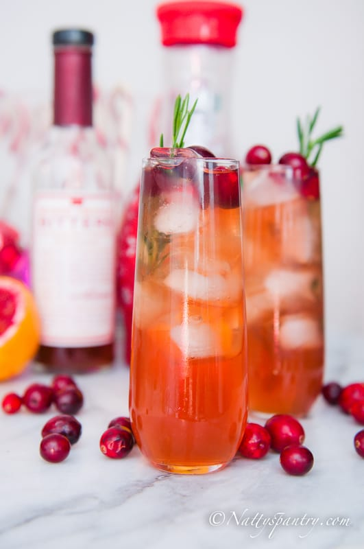 Fizz The Season Recipe: Nattyspantry.com