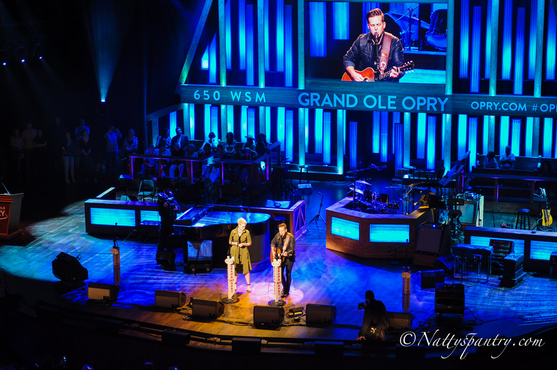 Get Away Weekend At Nashville -First Time Experience: Grand Ole Opry, nattyspantry.com